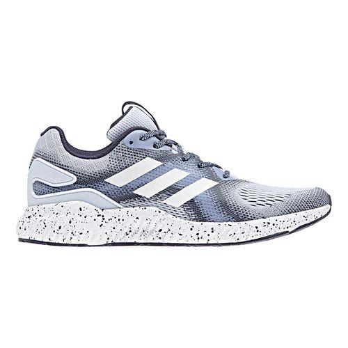 Womens adidas AeroBounce ST Running Shoe - Chalk Blue 8.5
