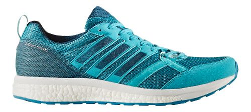 Mens adidas adizero Tempo 9 Running Shoe - Energy Blue 10.5