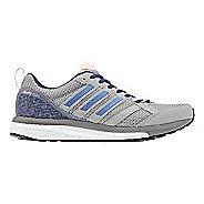 Womens adidas adizero Tempo 9 Running Shoe - Grey/Lilac 7