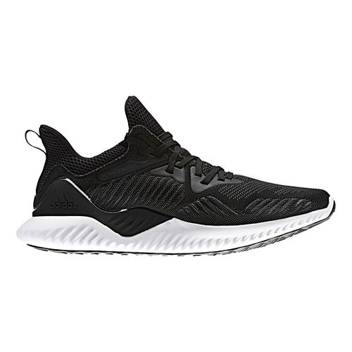 Mens adidas alphabounce beyond Running Shoe - Black/Black/White 10.5