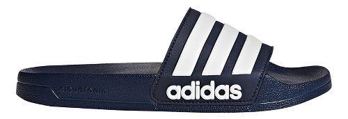 Men adidas Adilette CF Sandals Shoe - Navy/White 12