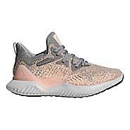 Kids adidas alphabounce beyond Running Shoe - Grey/Clear Orange 5Y