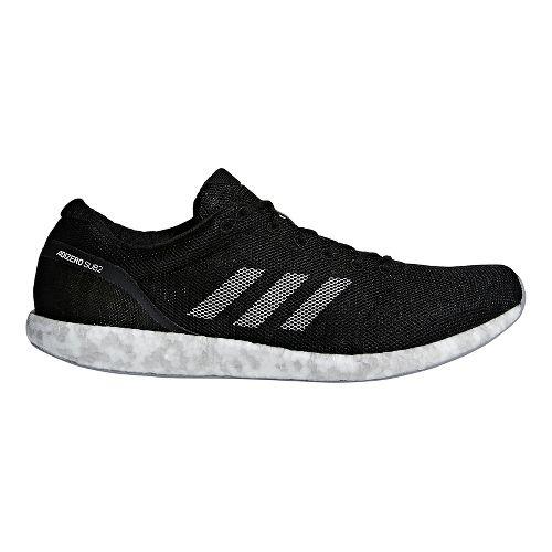 adidas adizero sub2 Running Shoe - Black/White 9