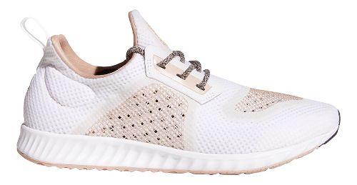 Womens adidas Edge Lux Clima Running Shoe - White/Pearl 9