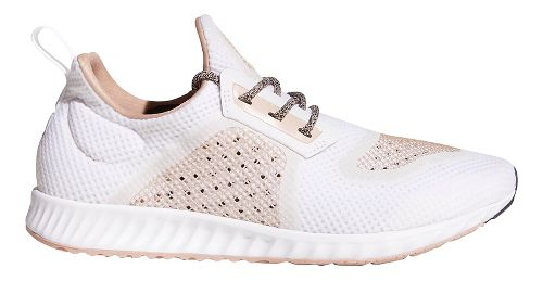 Womens adidas Edge Lux Clima Running Shoe - White/Pearl 9.5