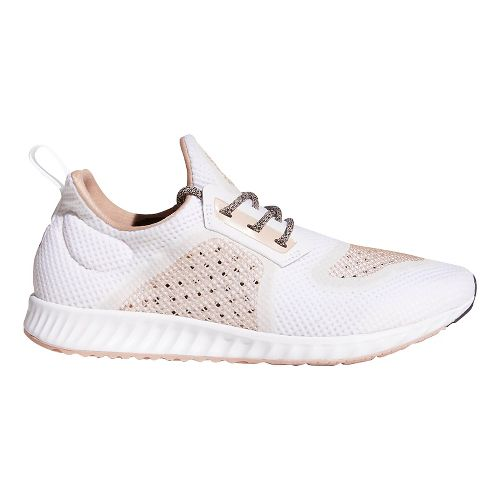 Womens adidas Edge Lux Clima Running Shoe - White/Pearl 10