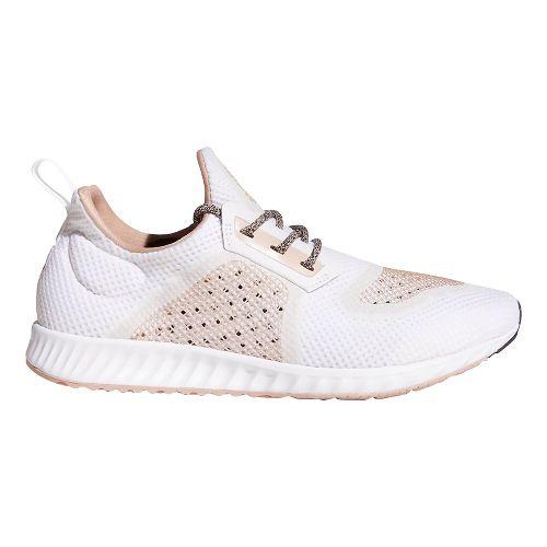 Womens adidas Edge Lux Clima Running Shoe - White/Pearl 10.5