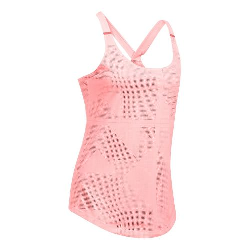 Womens Under Armour HeatGear Supervent Sleeveless & Tank Tops Technical Tops - Cape Coral S
