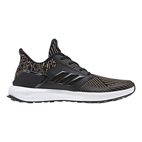 Kids adidas RapidaRun Knit Running Shoe - Pink/White 5.5Y