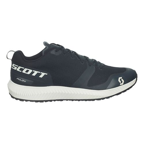 Mens Scott Palani Running Shoe - Black 8