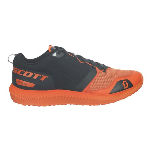 Mens Scott Palani Running Shoe - Black/Orange 11