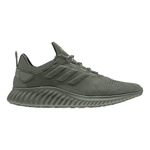 Mens adidas alphabounce city run Running Shoe - Base Green 8.5