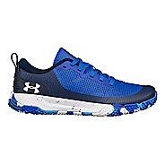 Kids Under Armour X Level MainShock Running Shoe - Blue 5.5Y