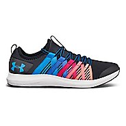 Kids Under Armour Infinity Running Shoe - Black/Multi 4.5Y