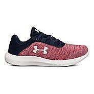 Kids Under Armour Mojo AL Running Shoe - Pink/Navy 13C