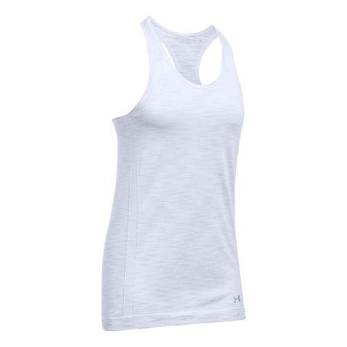 Womens Under Armour Threadborne Seamless Reversible Sleeveless & Tank Tops Technical Tops - ...