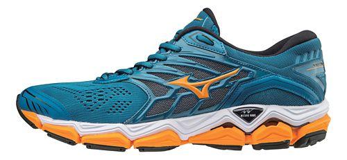 Mens Mizuno Wave Horizon 2 Running Shoe - Blue Sapphire 13