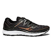 Womens Saucony Guide ISO Running Shoe - Black Denim 7