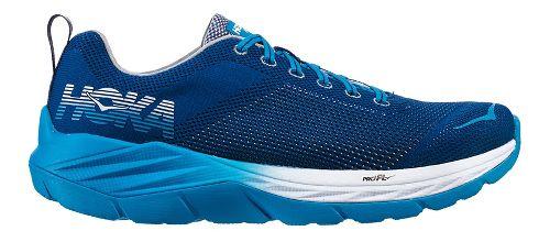 Mens Hoka One One Mach Running Shoe - True Blue/Blueprint 9.5