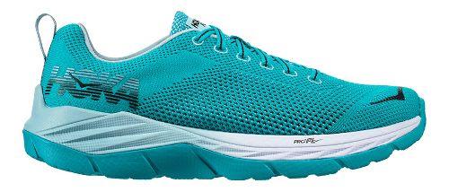 Womens Hoka One One Mach Running Shoe - Bluebird/White 7