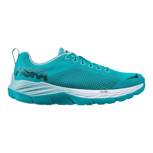 Womens Hoka One One Mach Running Shoe - Bluebird/White 7