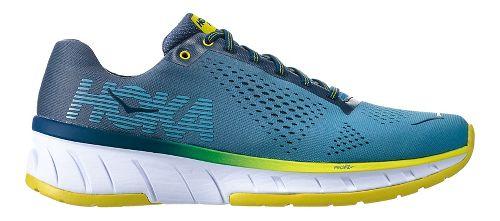 Mens Hoka One One Cavu Running Shoe - Blue/Indigo 11.5