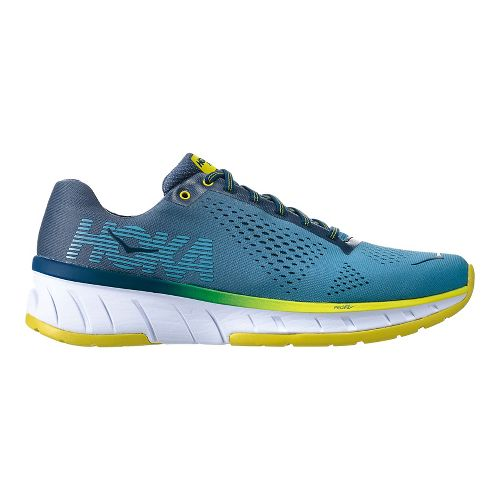 Mens Hoka One One Cavu Running Shoe - Blue/Indigo 12