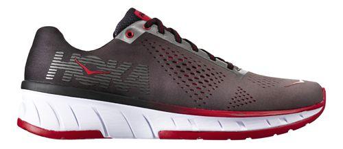 Mens Hoka One One Cavu Running Shoe - Charcoal/Black 10.5
