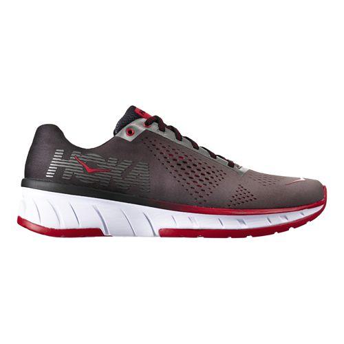 Mens Hoka One One Cavu Running Shoe - Charcoal/Black 10