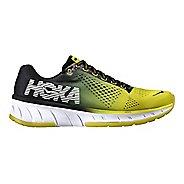 Mens Hoka One One Cavu Running Shoe - Sulphur/Anthracite 9