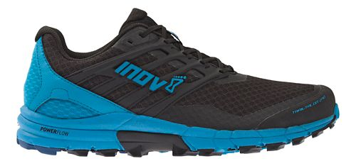 Mens Inov-8 TrailTalon 290 Trail Running Shoe - Black/Blue 12