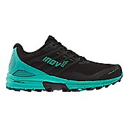 Womens Inov-8 TrailTalon 290 Trail Running Shoe - Black/Teal 5.5