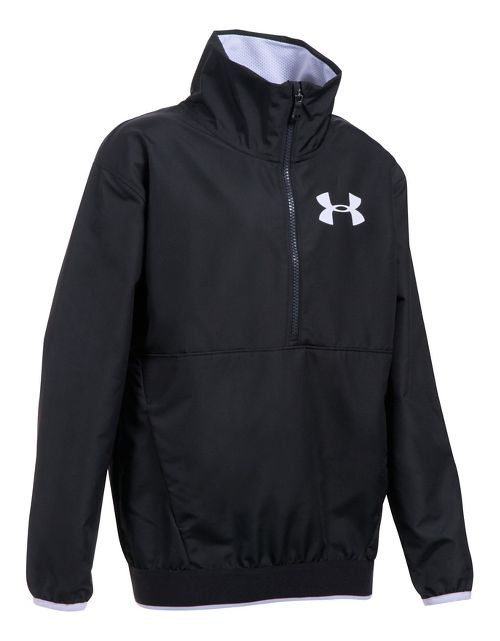 Under Armour Train to Game Cold Weather Jackets - Black YS