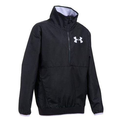 Under Armour Train to Game Cold Weather Jackets - Grey/Blue YXL