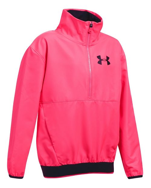Under Armour Train to Game Cold Weather Jackets - Penta Pink YM
