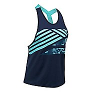 Womens Under Armour Sport 2.0 Graphic Swing Sleeveless & Tank Tops Technical Tops