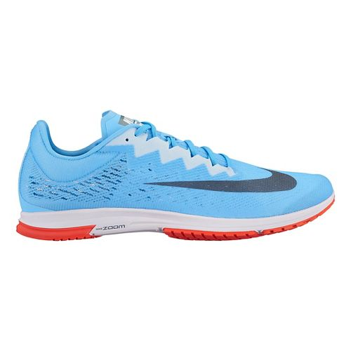 Nike Zoom Streak LT 4 Racing Shoe - Blue 5