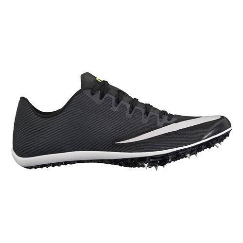 Nike Zoom 400 Track and Field Shoe - Black/White 11.5