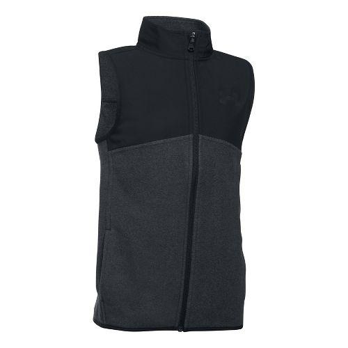 Under Armour Phenom Vests Jackets - Black YL