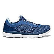 Womens Saucony Liteform Escape Casual Shoe - Blue 8