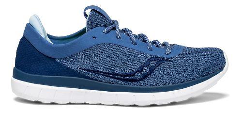 Womens Saucony Liteform Escape Casual Shoe - Blue 6