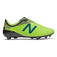 Mens New Balance Furon 3.0 Dispatch FG Cleated Shoe - Yellow/Blue 7