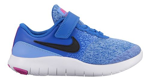 Kids Nike Flex Contact Running Shoe - Royal 2Y