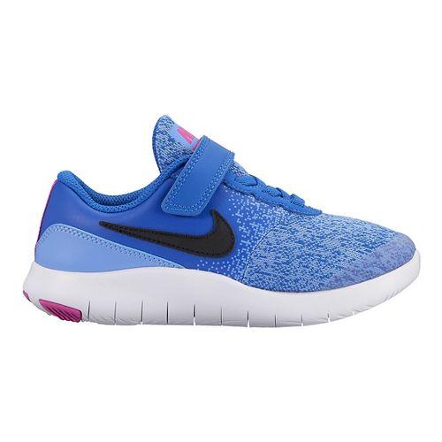 Kids Nike Flex Contact Running Shoe - Royal 1Y