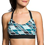 Womens Brooks Hot Shot Sports Bras