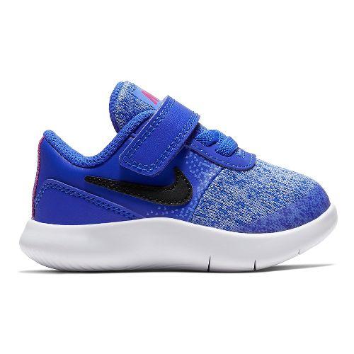 Kids Nike Flex Contact Running Shoe - Royal 10C
