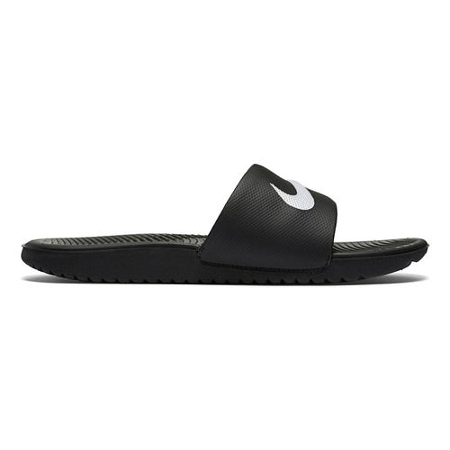 Kids Nike Kawa Slide Sandals Shoe - Black 7Y