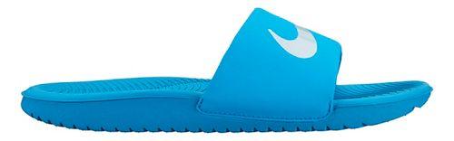 Kids Nike Kawa Slide Sandals Shoe - Neo Turquoise 2Y