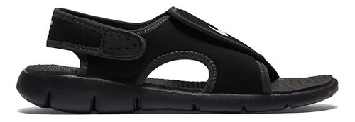 Kids Nike Sunray Adjust 4 Sandals Shoe - Black 1Y