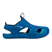Kids Nike Sunray Protect 2 Sandals Shoe - Teal 13C